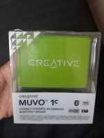 Used Creative Muvo 1c bluetooth speaker in Dubai, UAE