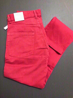 Red Lacoste pants 👖 w30-L34