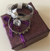 Silver Engagement Ring/20