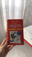 Used Diary of a Wimpy kid double down  in Dubai, UAE