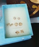 Used 4pairs kids earings in Dubai, UAE