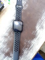 Used Apple watch Series 4 40mm Nike+ Cellular in Dubai, UAE