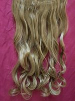 Used Golden extension hair in Dubai, UAE