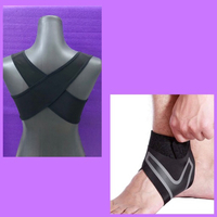 Posture Corrector/ Ankle Support