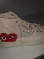 Used Cdg play converse  in Dubai, UAE
