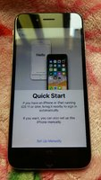 Used IPhone 6  16 gb Space Gray icloud lock in Dubai, UAE