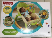 Used Fisher Price Newborn to Toddler portable in Dubai, UAE
