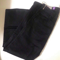 Black japan Rags pants /w33