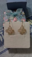 Used 18k Dangling Earring in Dubai, UAE