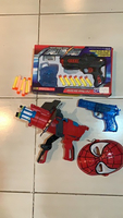 Used 3 Guns and 1 Mask in Dubai, UAE