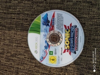 Used Limited edition SONIC RACING for xbox360 in Dubai, UAE