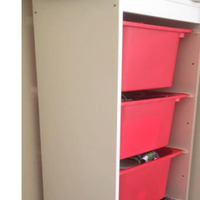 Used Ikea Toy Storage  in Dubai, UAE