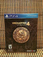 Used Uncharted 4 - with Special DLC in Dubai, UAE