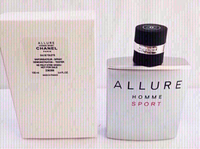Used Chanel Allure EDT, 100 ml, tester in Dubai, UAE