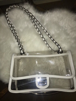 Used Forever 21 clear bag in Dubai, UAE