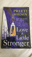 Used Love a little stronger-book in Dubai, UAE