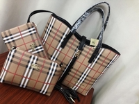 Used BURBERRY LADIES BAG 3in1 in Dubai, UAE