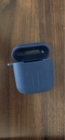 Used AirPods case cheap blue in Dubai, UAE