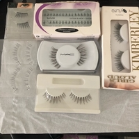 Used False lashes bundle  in Dubai, UAE