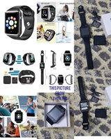 Used Smart watch ♡ with sim memory camera in Dubai, UAE