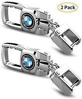 Used 2 new BMW stainless steel keychain in Dubai, UAE
