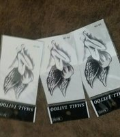 Used Small tattoo 3 pcs in Dubai, UAE