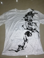 Used New T shirt white size L in Dubai, UAE