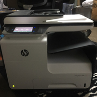 Used HP Pagewide Pro Laser color printer in Dubai, UAE