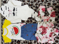 Baby clothes sets age 3/4 year old