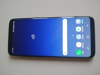 Used Samsung S8 Coral Blue A+ Just like New in Dubai, UAE