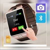 Used Fashionable elegant brown smart watch in Dubai, UAE
