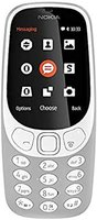 Used Nokia 3310 2017-16MB 2G 2 MP Grey Dual S in Dubai, UAE