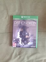 Used Dishonoured Xbox One in Dubai, UAE