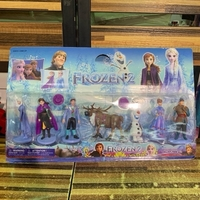 Used FROZEN 2 Characters or (cake toppers) in Dubai, UAE