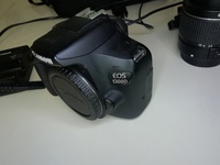 Used Canon 1300D with box ONLY 999 AED in Dubai, UAE