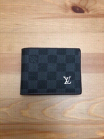 Used Grey Louis Vuitton Wallet in Dubai, UAE