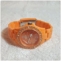 Orange London watch fashion...