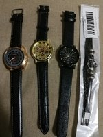 Used 3 Elegant gents watches + gift in Dubai, UAE