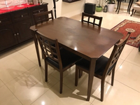 Used Dinning Table and 4 Chairs in Dubai, UAE