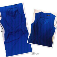 Used Dorothy P. Blue Dress  ❤️ in Dubai, UAE