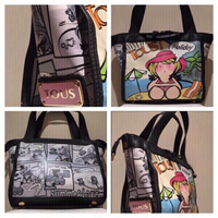 Used TOUS original Comic Bag in Dubai, UAE