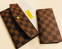 Used LV cardholder and wallet New in Dubai, UAE