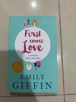 Used First Come Love by Emily Giffin in Dubai, UAE