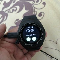 Used Smartwatch HD - Black in Dubai, UAE