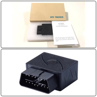 New 2Pcs OBD GPS Trackers