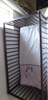 Used Baby bed and mattress in Dubai, UAE