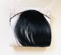 Used Air bangs wig  in Dubai, UAE