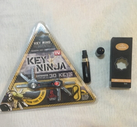 Used Modern Ninja Key Ring+ perfume Atomizer  in Dubai, UAE