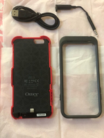 Used iPhone6/6s battery/power bank phone case in Dubai, UAE