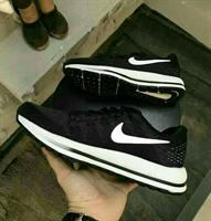 Used Nike New Model Shoes Black in Dubai, UAE
